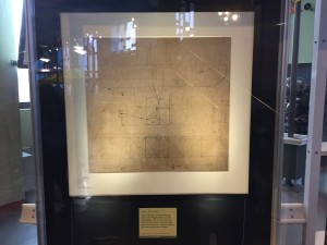 The Wright bros flight drawings
